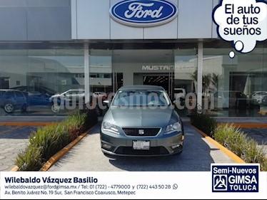 Foto venta Auto usado SEAT Toledo Style DSG (2015) color Gris precio $160,000
