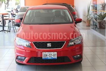 Foto venta Auto usado SEAT Toledo Style DSG (2016) color Rojo Autentico precio $228,000