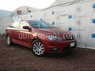 Foto venta Auto Seminuevo SEAT Toledo Style (2015) color Rojo Autentico precio $195,000