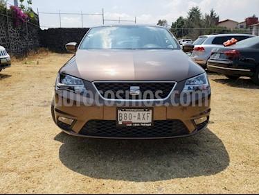 Foto venta Auto usado SEAT Toledo Xcellence DSG (2018) color Cafe Claro precio $299,000