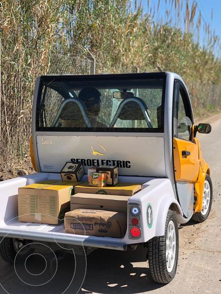 Foto Sero Electric Cargo Bajo Bajo largo nuevo color Amarillo precio $1.661.519