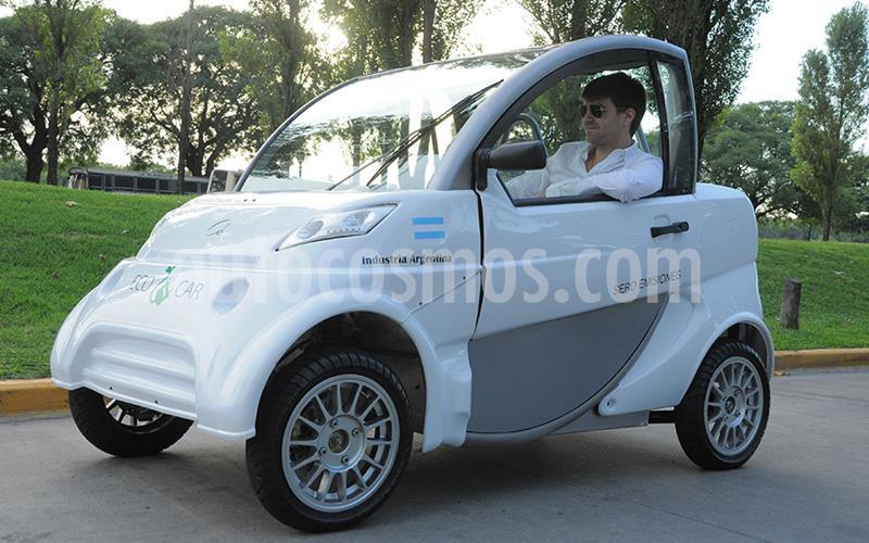 Sero Electric Sedan Con puertas nuevo color Blanco precio $1.599.257