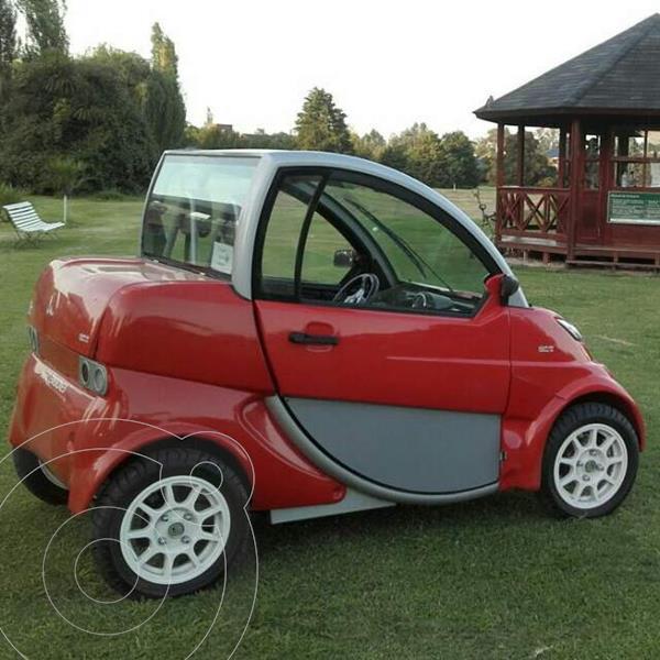 Foto Sero Electric Sedan Con puertas nuevo color Rojo precio $1.773.138