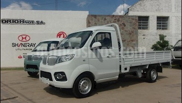 Shineray T30 Cabina Simple 1.3 usado (2019) color Blanco precio $597.000