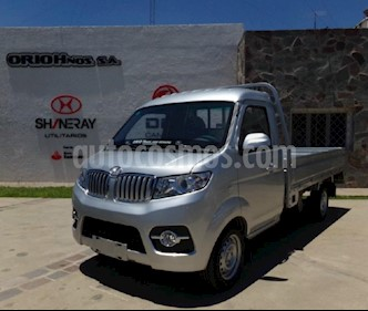 Foto Shineray T30 Cabina Simple 1.3 usado (2019) color Gris Claro precio $597.000