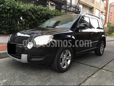 Foto venta Carro usado Skoda Yeti 1.8 TSI Elegance (2011) color Negro precio $25.000.000
