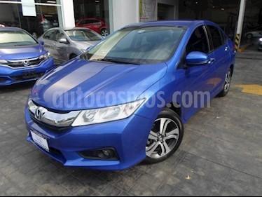 Foto venta Auto usado smart City 4p EX L4/1.5 Aut (2017) color Azul precio $239,000