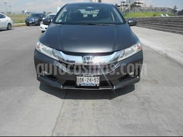 Foto venta Auto usado smart City 4p EX L4/1.5 Aut (2016) color Gris precio $199,000