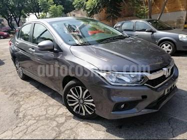 Foto venta Auto usado smart City 4p EX L4/1.5 Aut (2019) color Plata precio $286,805