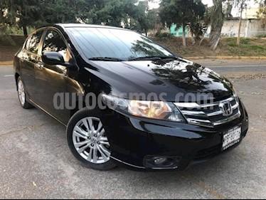 Foto venta Auto usado smart City 4p EX L4/1.5 Aut (2013) color Negro precio $160,000