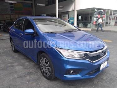 Foto venta Auto usado smart City 4p EX L4/1.5 Aut (2018) color Azul precio $265,000