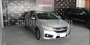 Foto venta Auto usado smart City 4p EX L4/1.5 Aut (2016) color Plata precio $239,000