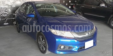 Foto venta Auto usado smart City 4p EX L4/1.5 Aut (2017) color Azul precio $243,000