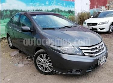 Foto venta Auto usado smart City 4p EX L4/1.5 Aut (2013) color Plata precio $135,000