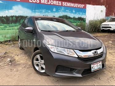 Foto venta Auto usado smart City 4p LX L4/1.5 Aut (2017) color Gris precio $219,000