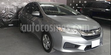 Foto venta Auto usado smart City 4p LX L4/1.5 Man (2015) color Plata precio $185,000