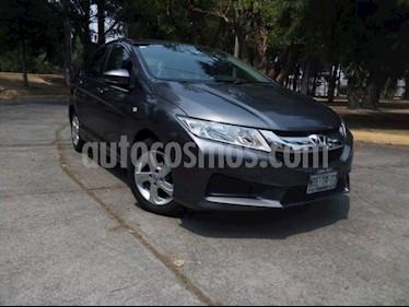 Foto venta Auto usado smart City 4p LX L4/1.5 Man (2014) color Gris precio $168,000