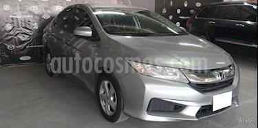 Foto venta Auto usado smart City 4p LX L4/1.5 Man (2017) color Plata precio $189,000