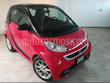 Foto smart City Coupe Passion usado (2014) color Rojo precio $150,000