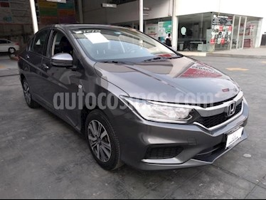 smart City 4P LX L4 TM5 A/AC. RA-15 usado (2018) color Gris precio $230,000