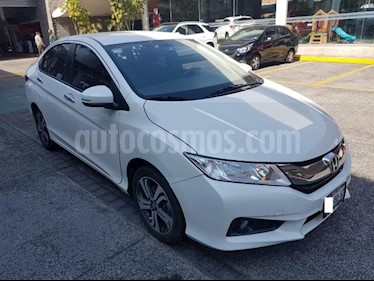 smart City 4P EX L4 CVT A/AC. AUT. AUDIO EN VOLANTE F. NIEBL usado (2017) color Blanco precio $247,000