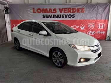smart City 4P EX L4/1.5 AUT usado (2016) color Blanco precio $169,000