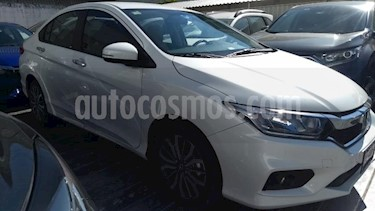 smart City 4P EX L4 CVT A/AC. AUT. AUDIO EN VOLANTE F. NIEBL usado (2019) color Blanco precio $254,000
