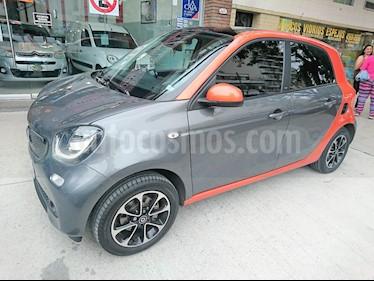 Foto venta Auto usado smart Forfour - (2018) color Gris Oscuro precio $930.000