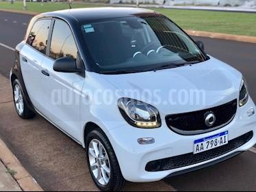 Foto venta Auto usado smart Forfour City (2016) color Blanco precio $500.000