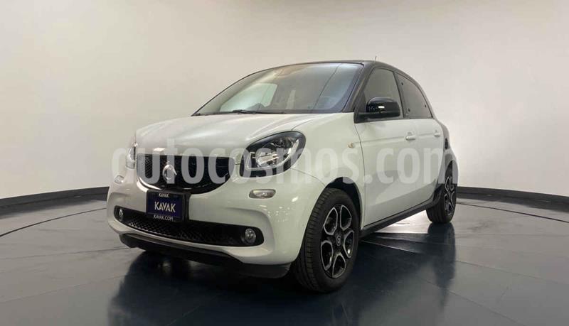 smart Forfour Prime turbo Aut. usado (2017) color Blanco precio $272,999