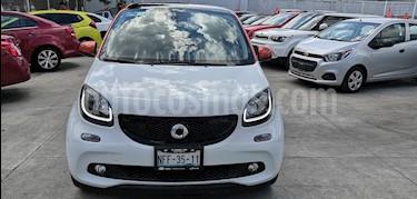 smart Forfour Prime turbo Aut. usado (2018) color Blanco precio $240,000