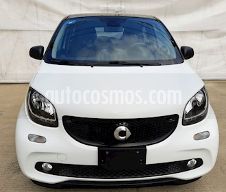 Foto smart Forfour Passion Turbo Aut. usado (2018) color Blanco precio $235,000