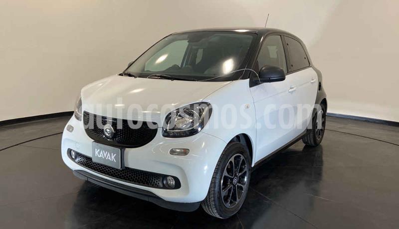 smart Forfour Passion usado (2016) color Blanco precio $267,999