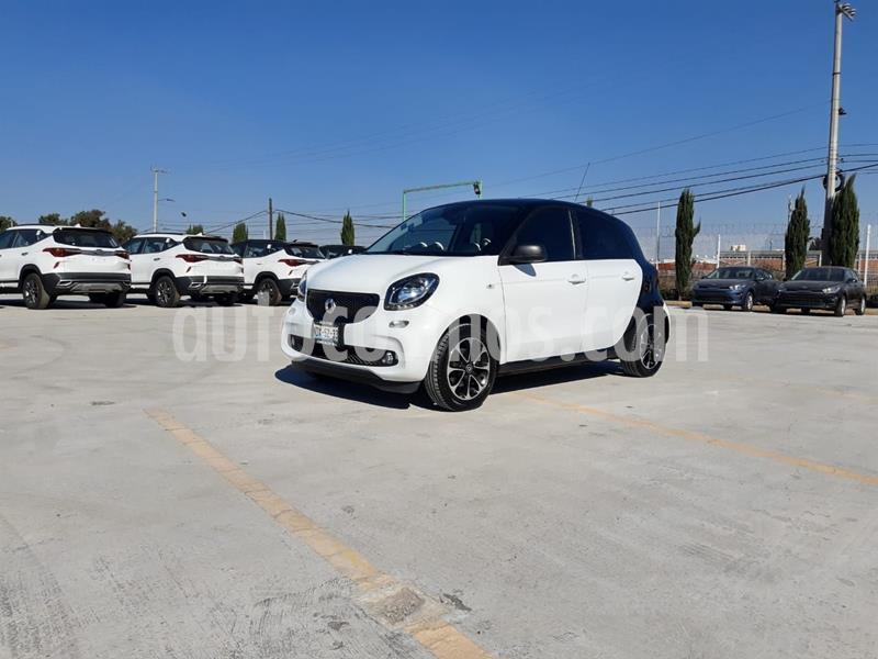 smart Forfour Passion usado (2017) color Blanco precio $255,000