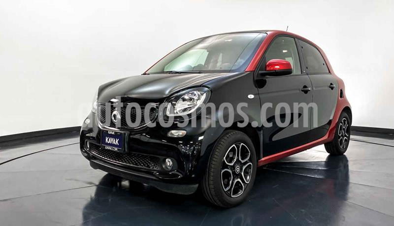 smart Forfour Prime turbo Aut. usado (2017) color Blanco precio $279,999