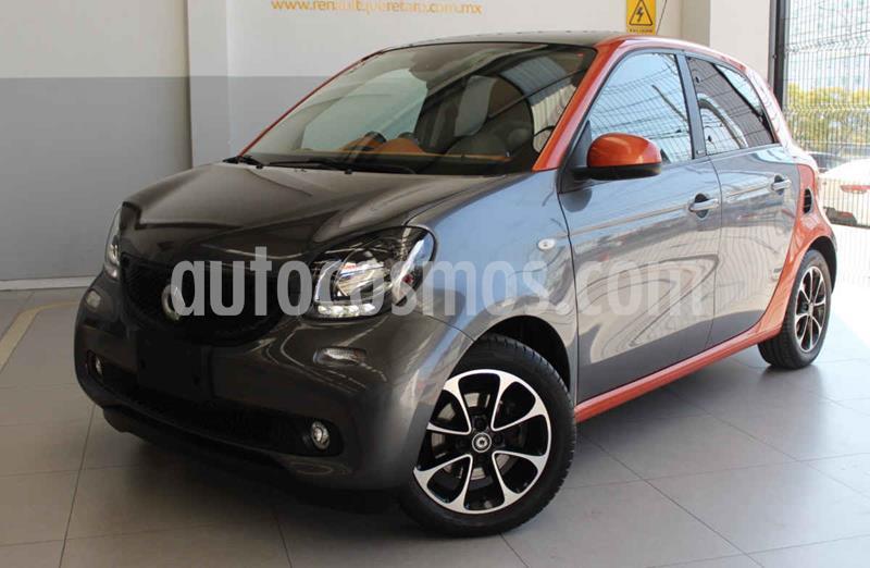 smart Forfour Passion Turbo Aut. usado (2016) color Blanco precio $190,000