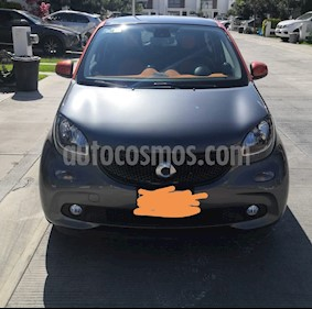 smart Forfour Passion Turbo Aut. usado (2017) color Gris precio $200,000