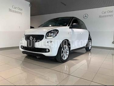 smart Forfour Passion usado (2018) color Blanco precio $250,000