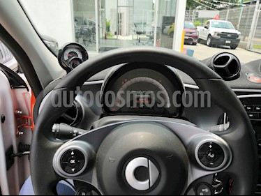 smart Forfour Prime turbo Aut. usado (2018) color Blanco precio $235,000