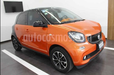 Foto venta Auto usado smart Forfour Passion (2016) color Naranja precio $195,000