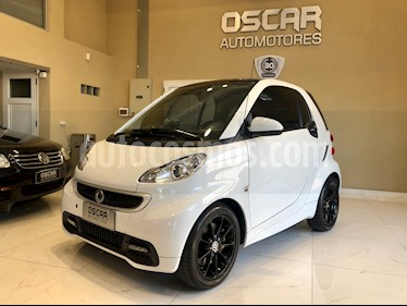 smart Fortwo Coupe Passion usado (2014) color Blanco Cristal precio u$s9.500