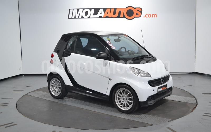 smart Fortwo City usado (2015) color Blanco Cristal precio $820.000