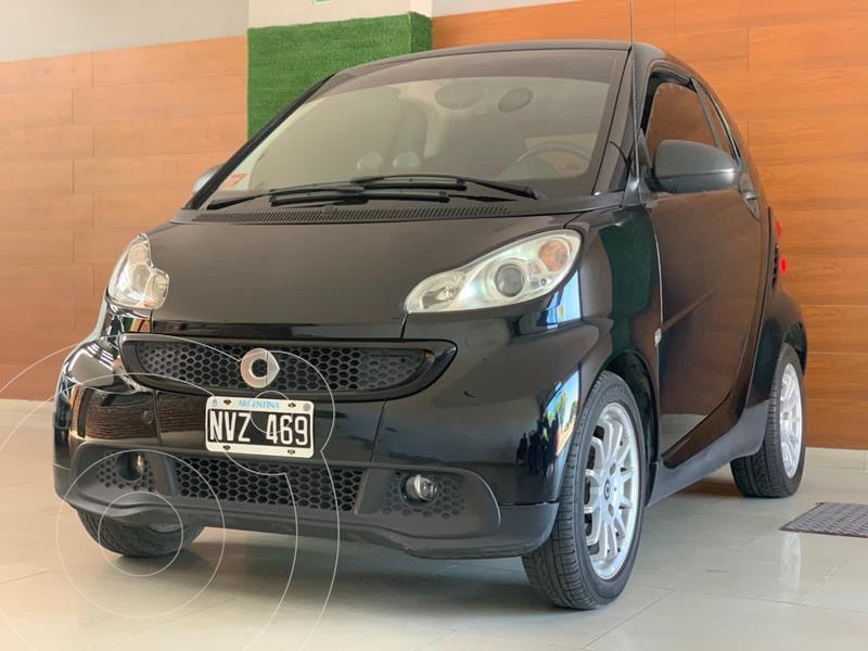 smart Fortwo City usado (2014) color Negro precio u$s10.000
