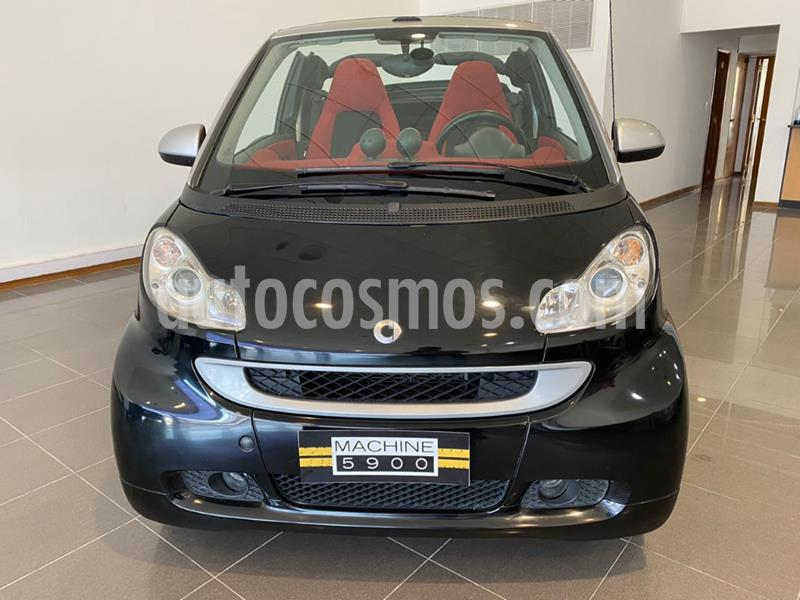 smart Fortwo Coupe Passion usado (2011) color Negro precio u$s8.000