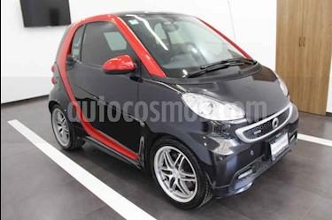 Foto venta Auto usado smart Fortwo BRABUS (2014) color Negro precio $205,000