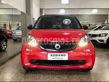 smart Fortwo Coupe City usado (2016) color Rojo precio $780.000