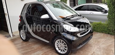 foto smart Fortwo Coupé Passion usado (2009) color Negro precio $98,000