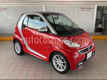 Foto venta Auto usado smart Fortwo Coupe Passion (2013) color Rojo precio $154,900