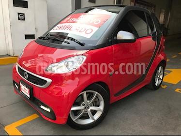 Foto venta Auto usado smart Fortwo Coupe Passion (2015) color Rojo precio $183,000