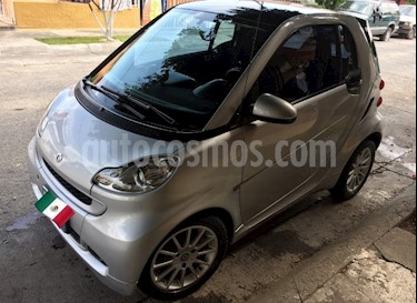 Foto venta Auto usado smart Fortwo Coupe Passion (2009) color Plata Metalizado precio $102,500